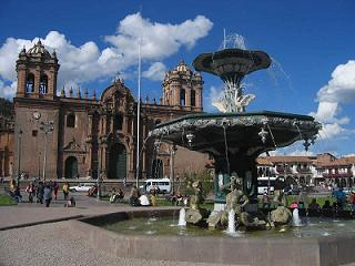 plaza cusco peru tours